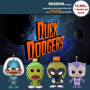 Reserva Duck Dodgers