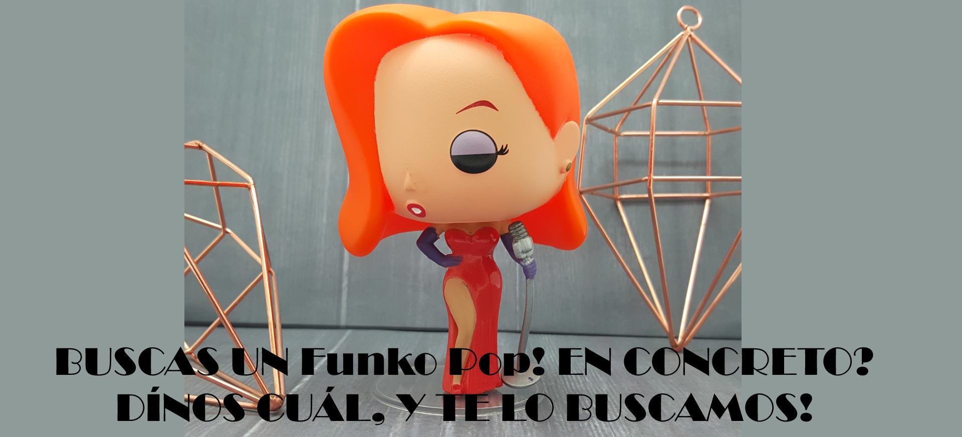 Buscas un Funko Pop?