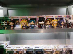 Todos los Funko Pops de la línia Sailor Moon
