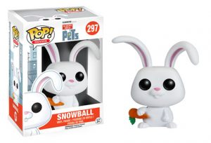 Funko Pop Snowball