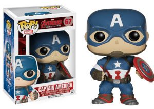 Funko Pop Capitán América Age of Ultron
