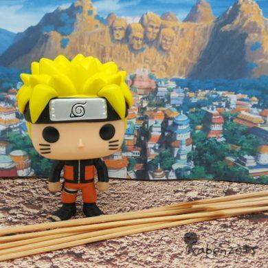 Funko Pop Naruto artístic
