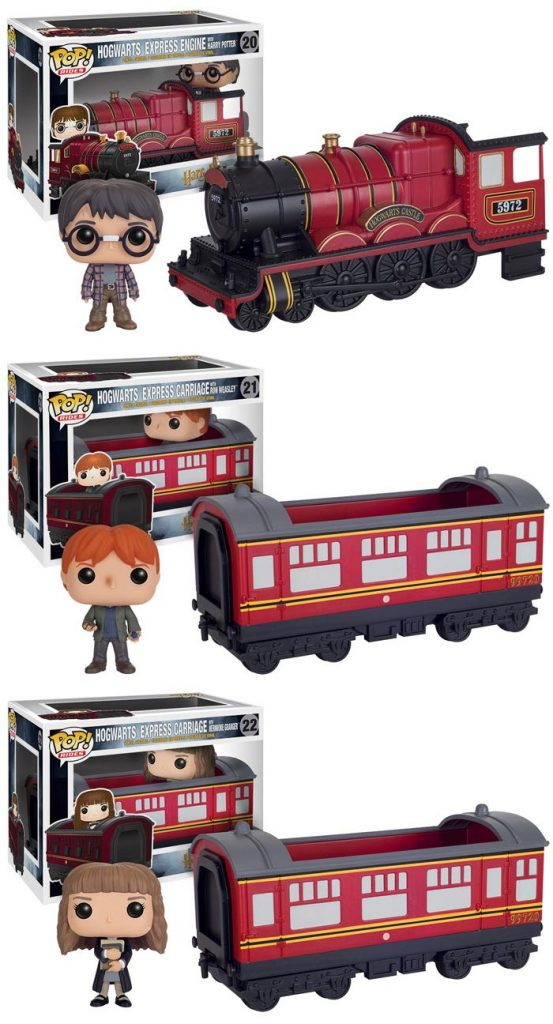 Pop Ride Harry Potter