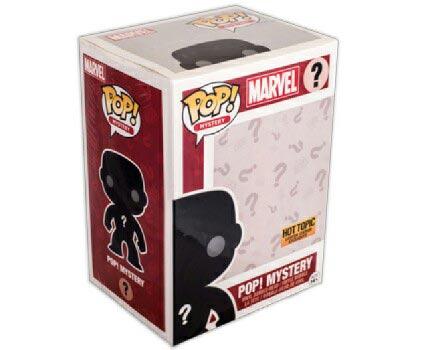 Caja Pop Mistery