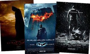 Potsers Batman Nolan