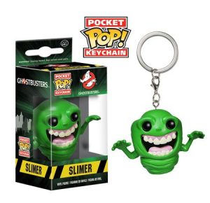 Slimer Llavero Pocket Pop