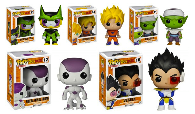Dragon Ball Z serie 1