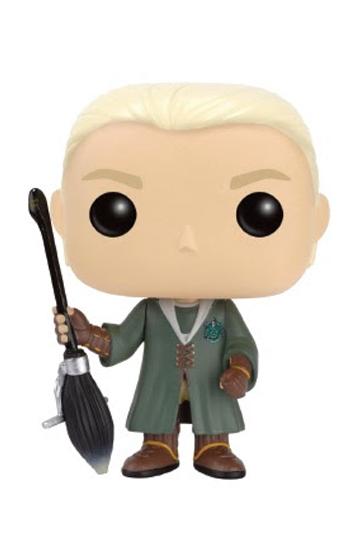 Funko Pop Draco Malfoy Quidditch