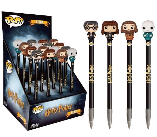 Boligrafos Pop Harry Potter
