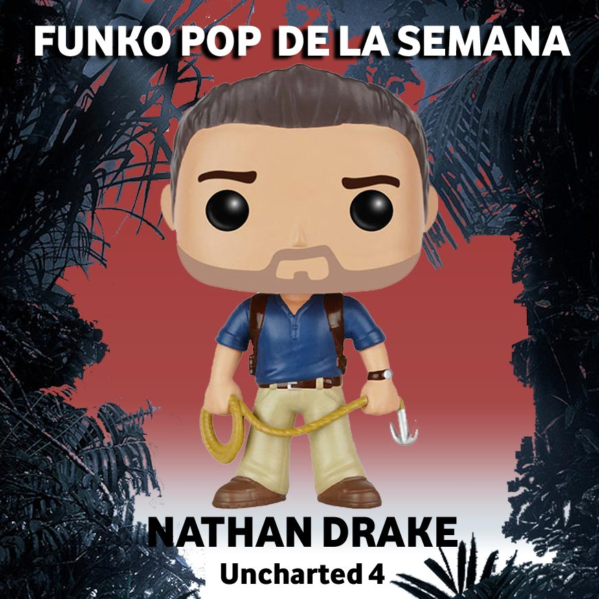 Funko Pop de la Semana Nathan Drake