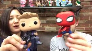 Pop de Spiderman