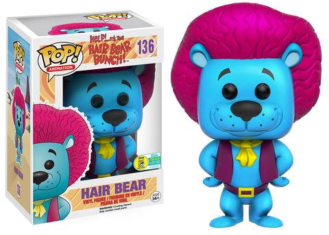 Hair Bear SDCC 2016