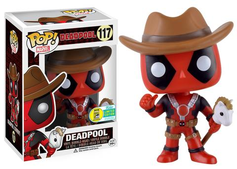 Deadpool Cowboy SDCC 2016