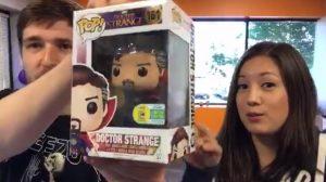 Doctor Strange SCDD 2016