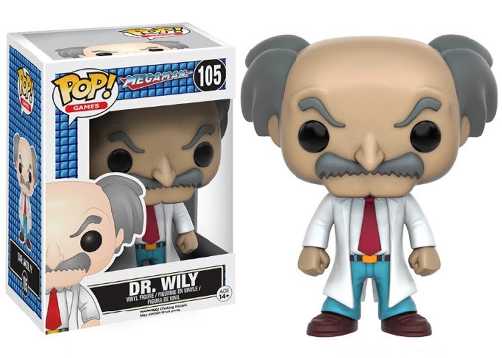 Funko Pop Dr Wily
