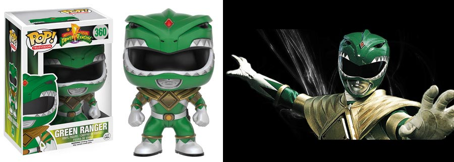 Funko Pop Power Rangers