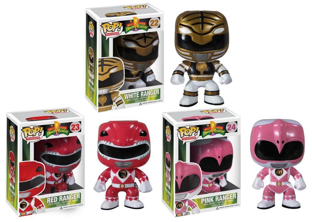 Funko Pop Power Rangers