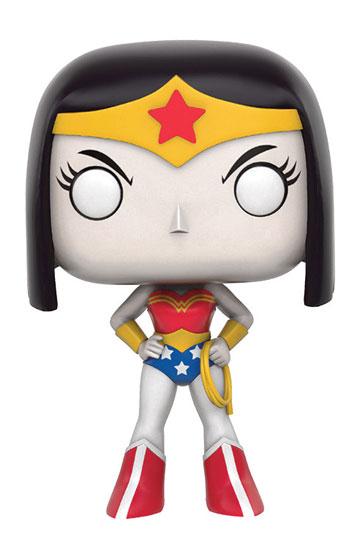 Funko Pop Raven como Wonder Woman