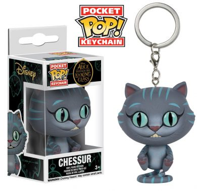Llavero Pocket Pop Chessur