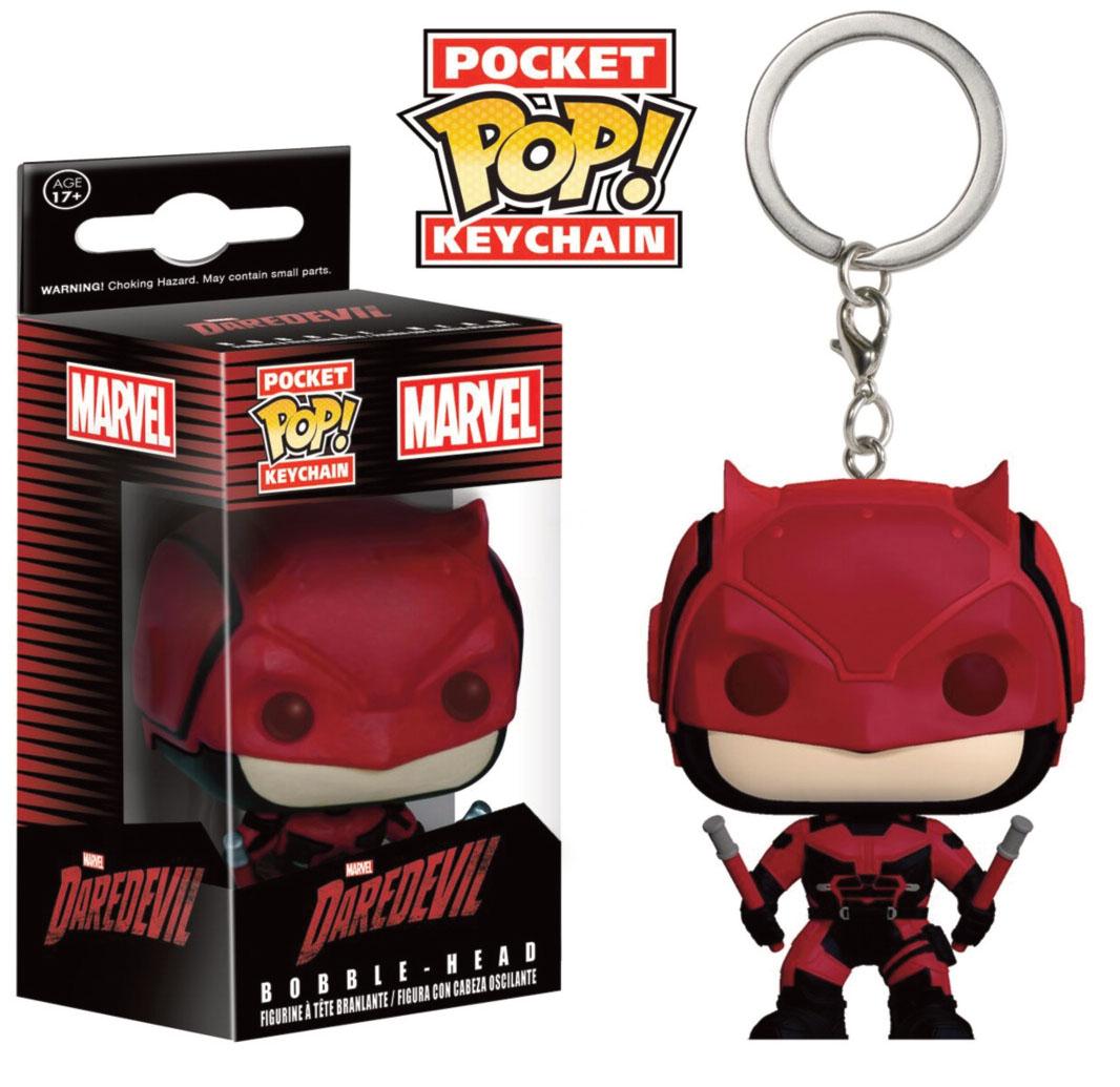 Llavero Pocket Pop Daredevil