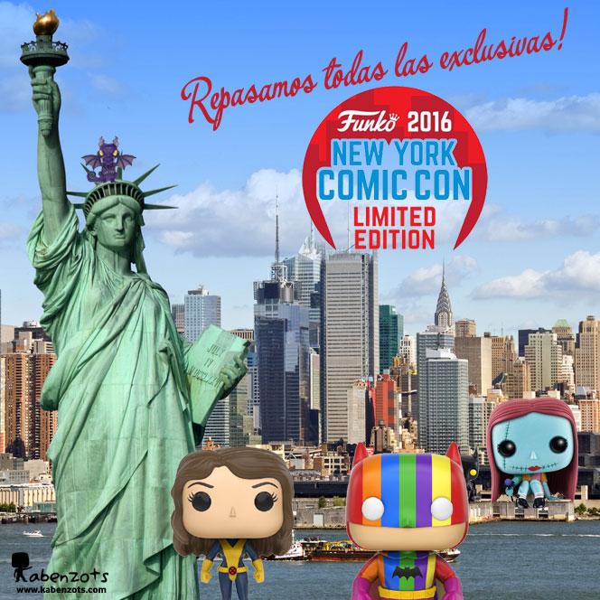 Exclusivas NYCC 2016