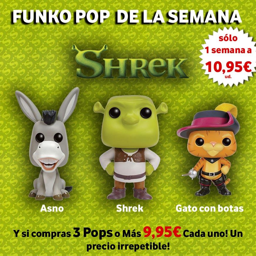 Funko Pop de la Semana: Shrek