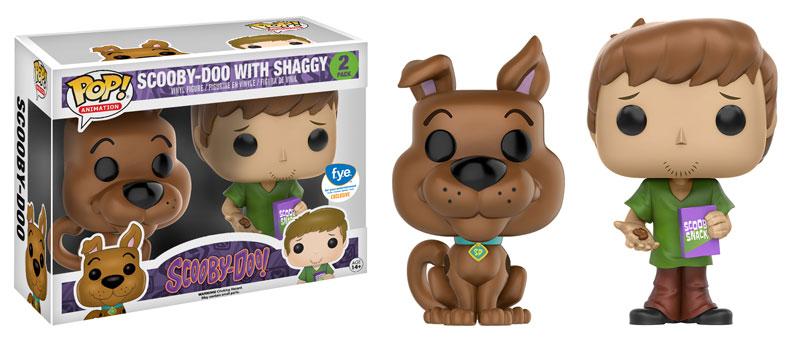 Funko Pops Scooby-Doo