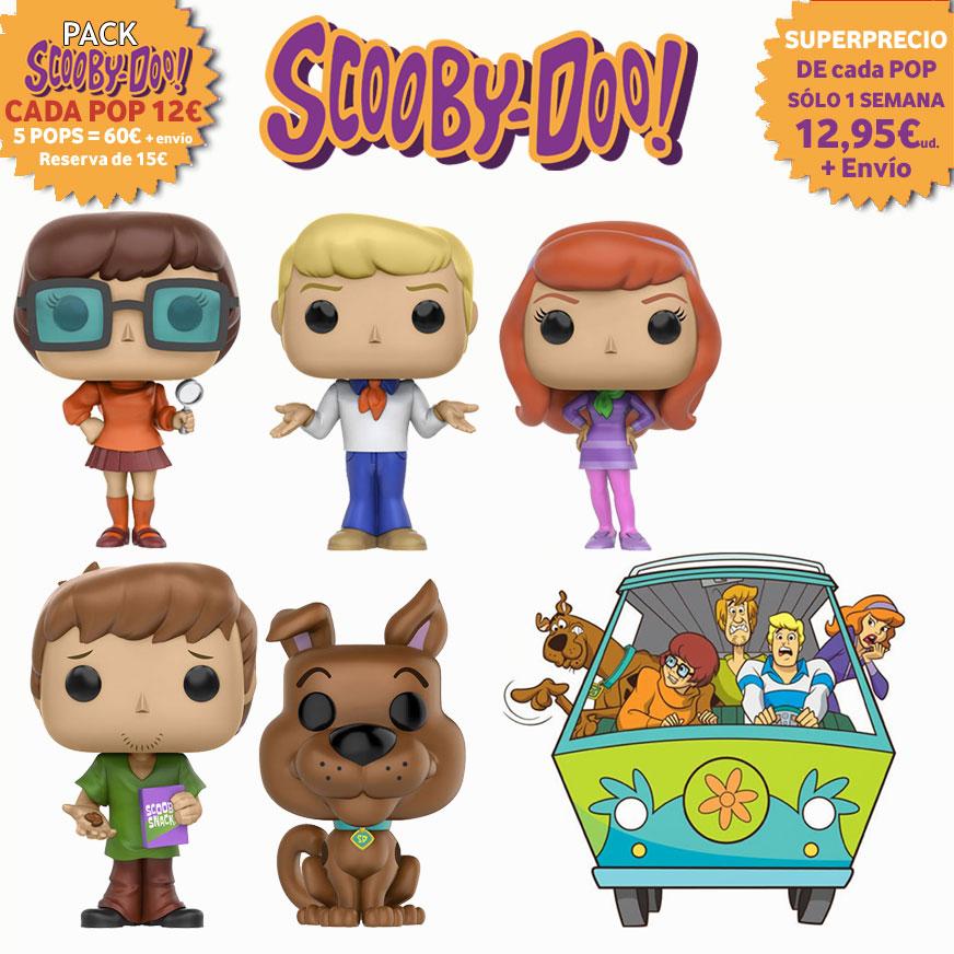Reserva Scooby-Doo