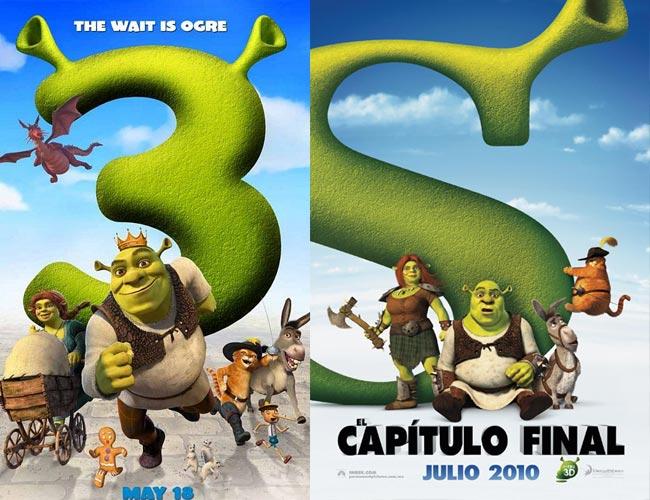 posters Shrek