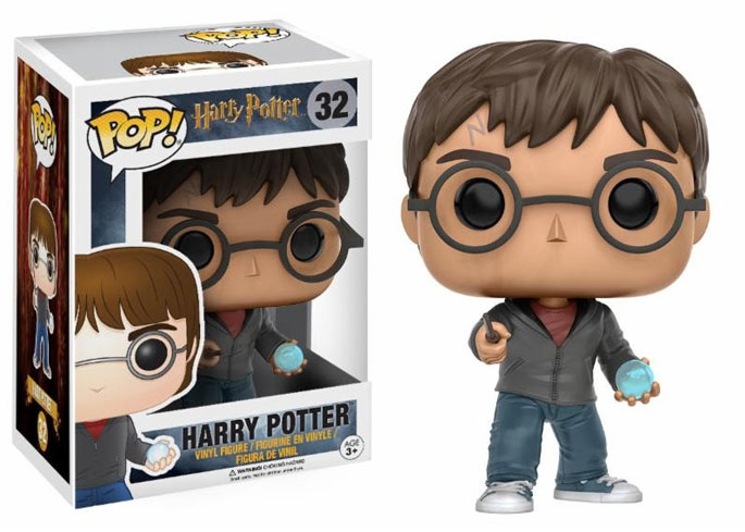 Funko Pop Harry Potter con profecía