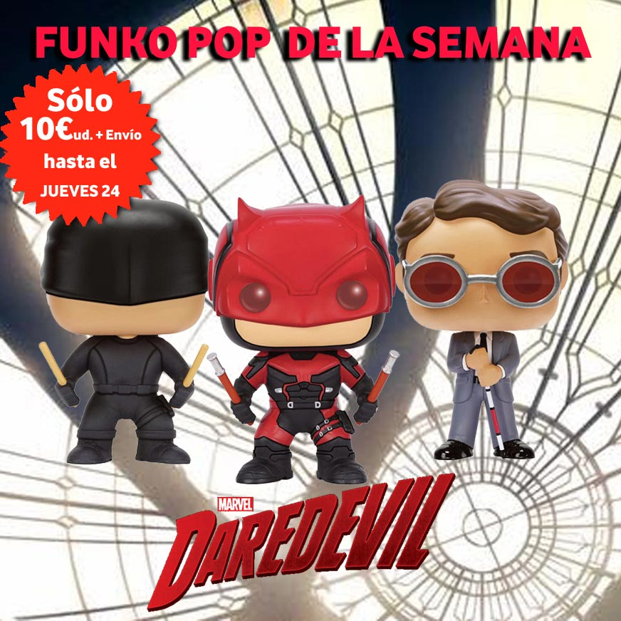 Comprar Funko Pop Daredevil