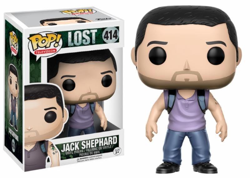 Funko Pop Jack Shepard