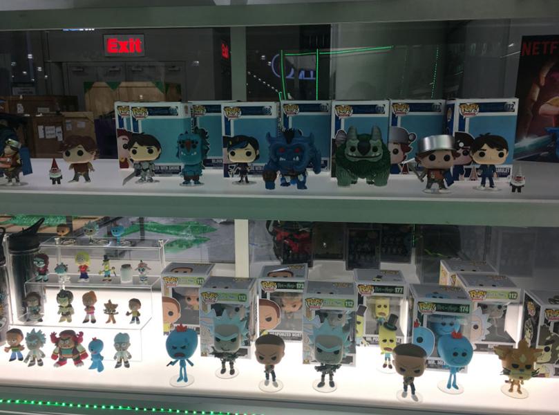 Trollunters NY Toy Fair