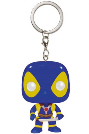 Comprar Llavero Pocket Pop Deadpool Azul