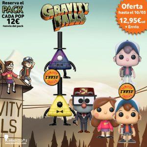 Reserva Gravity Falls