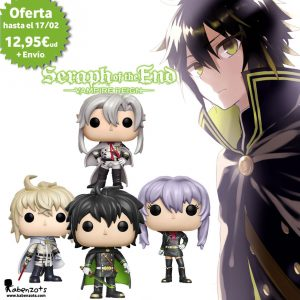 Reserva Seraph of the End