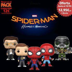 Reserva Spider-man Homecoming