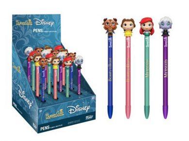 Boligrafos Pop con Toppers Disney