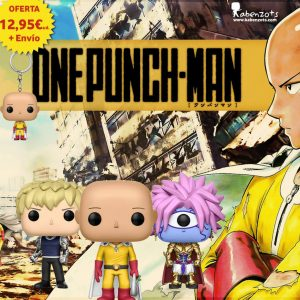 Reserva One-Punch Man