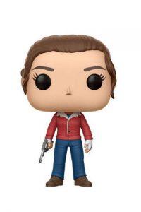 Funko Pop Nancy Wheeler con pistola