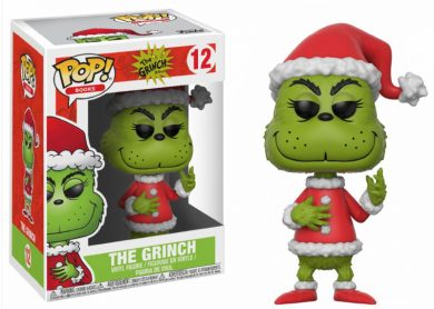 Funko Pop EL GRINCH