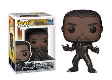 Funko Pop PANTERA NEGRA
