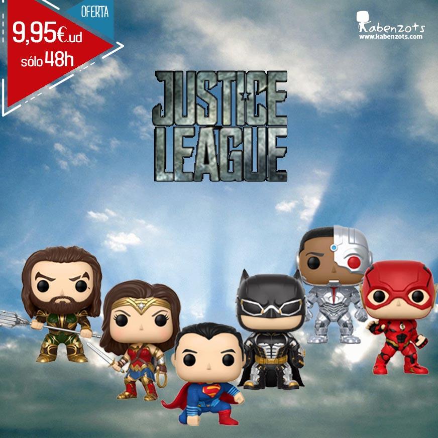 Oferta La Liga de la Justicia