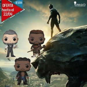 Reserva Black Panther