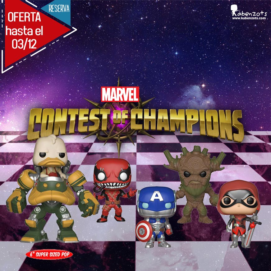 Reserva Marvel: Contest of Champions