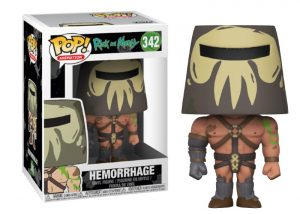 Funko Pop HEMORRHAGE
