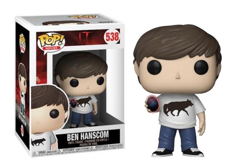 Funko Pop BEN HANSCOM
