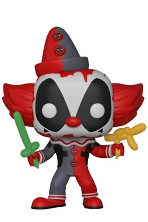 Funko Pop DEADPOOL clown