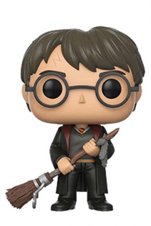 Funko Pop HARRY con Saeta de Fuego
