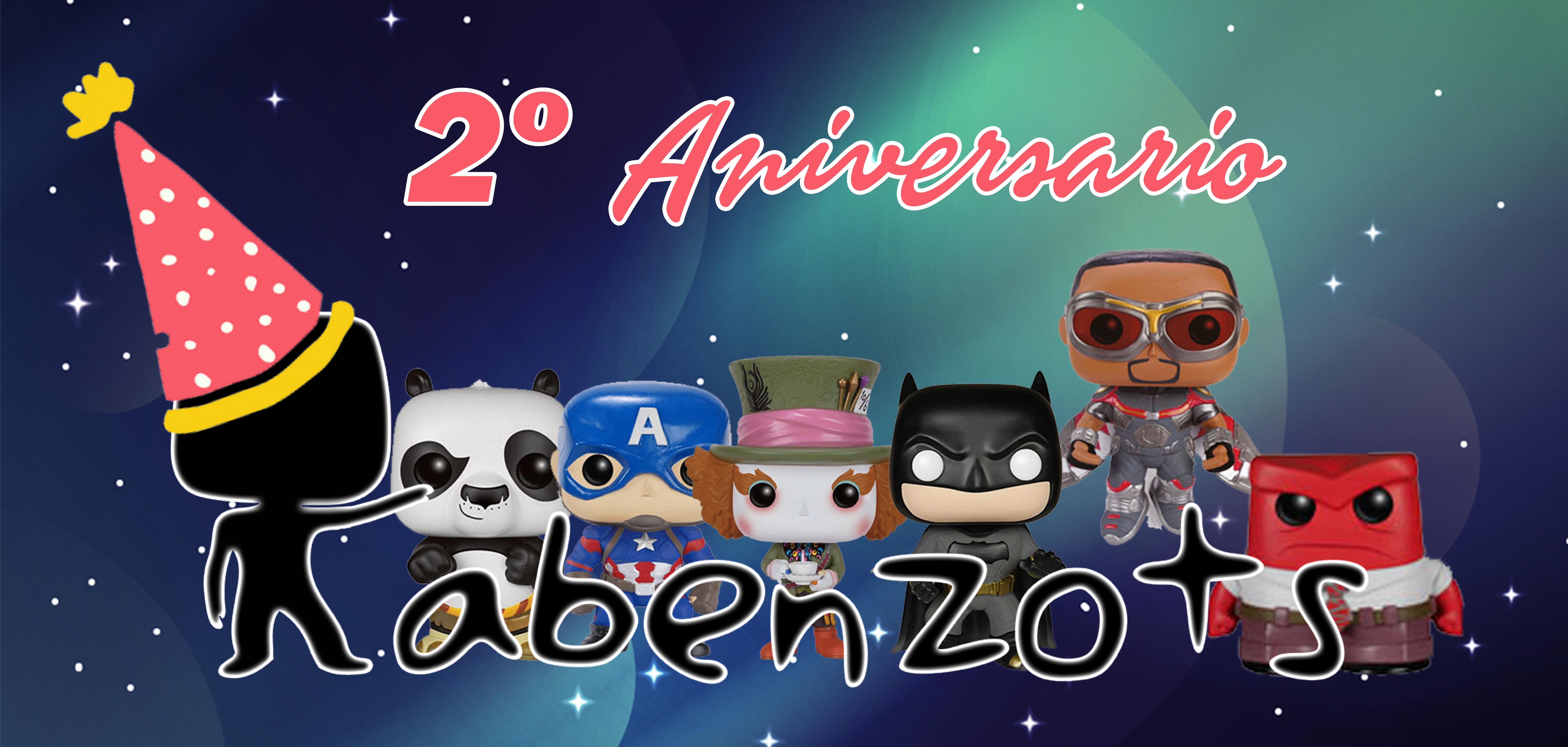 Slider Aniversario 2018